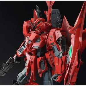 MG 1/100 MSZ-006P2 / 3C Zeta Gundam Unit 3 P2 type Red Zeta[Shipped in January 2020]