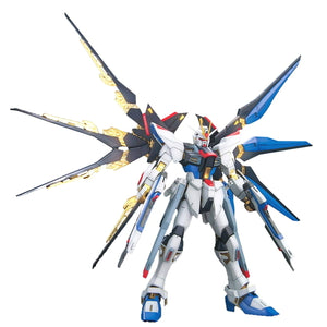 MG Strike Freedom Gunda Full Burst mode