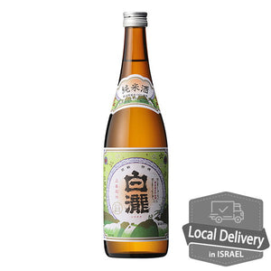 Sake Shirataki Junmai 720ml