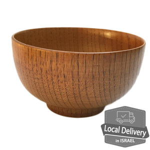 Wooden chestnut Bowl