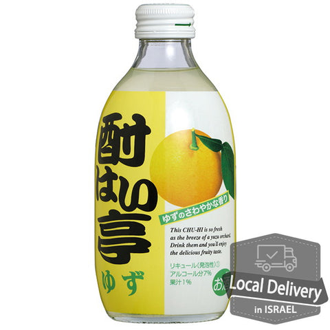 Shochu Yuzu 300ml