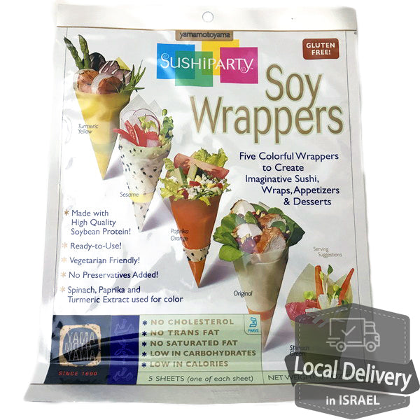 Soy Warappers 5 colors