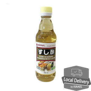 Mizkan Sushi seasoning vinegar 355ml
