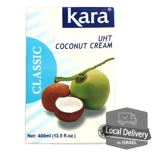 Coconut Cream Kara 17% 400g