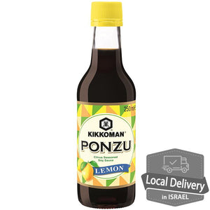 Kikkoman Ponzu Lemon 250ml