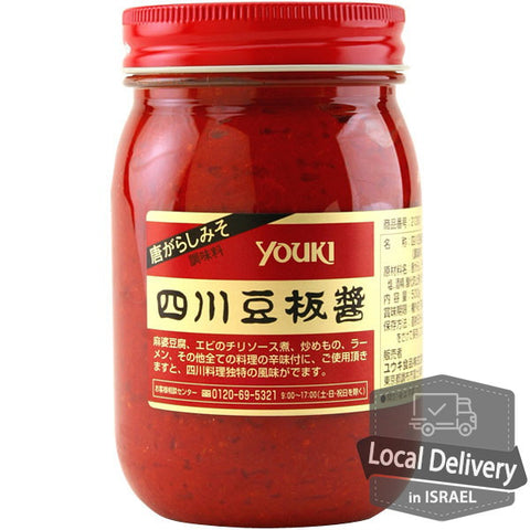 Youki Shisen Tobanjan Chili Paste 500g