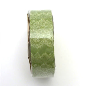 Masking Tape - Yonagado (Lace Green)