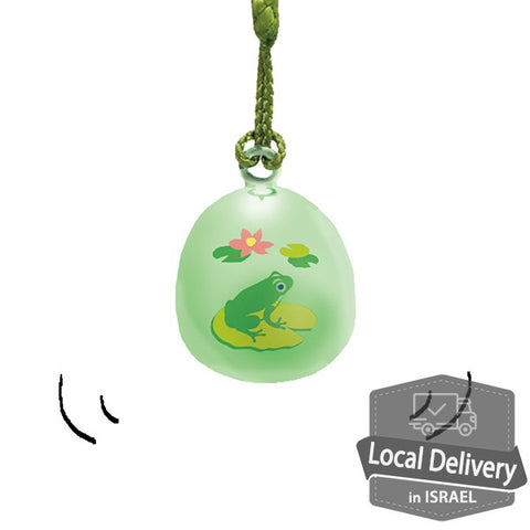 Water sound bell -  Frog