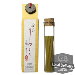 Incense Riraku Sandalwood