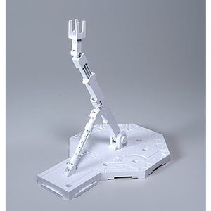 Action Base 1 Display Stand (1/100 Scale) White