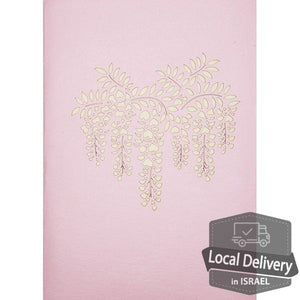 Pop-up Greeting Card - Wisteria