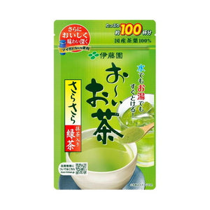 Ohi ocha green tea powder with matcha 80g