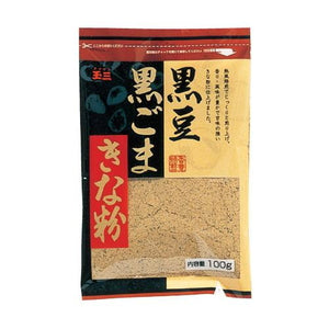 Kinako Soybean Flour with Black sesame 100g