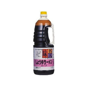 Higeta Soy sauce Ramen concentrated soup 1.8L