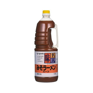 Higeta Miso Ramen concentrated soup 1.8L