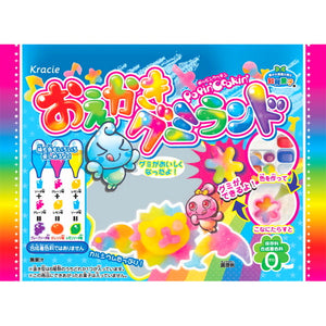 Kracie Colorful Peace Oekaki Gummi Land 27g