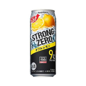 Suntory -196℃ Strong ZERO Double Lemon 500ml