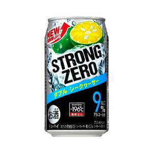 Suntory -196℃ Strong ZERO Double Shikuwasa 350ml