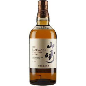 [FREE Shipping ] Suntory Single malt whiskey Yamazaki 700 ml