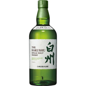 [FREE Shipping ] Suntory Hakushu Single Malt Whiskey 700ml