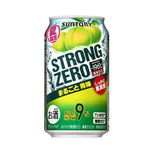 Suntory -196℃ Strong ZERO Green Ume Plum 350ml