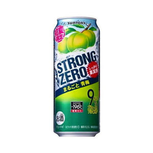Suntory -196℃ Strong ZERO Green Plum 500ml