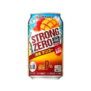 Suntory -196℃ Strong ZERO Mango 350ml