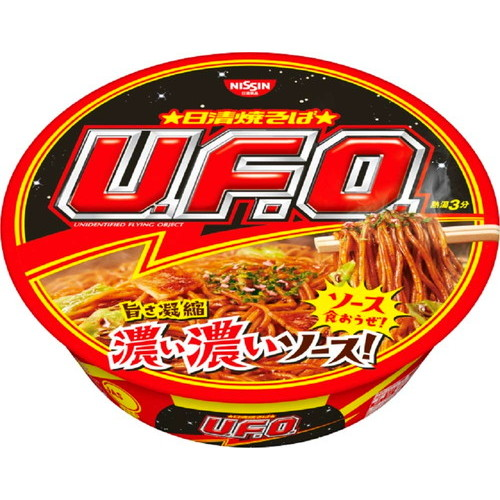 Nissin  Fried noodles U.F.O. 128g