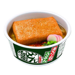 Nissin Donbai Kitsune Udon with Fried Tofu 96g