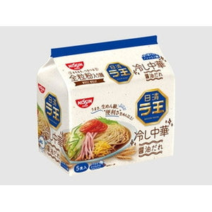 Nissin Raou cold ramen soy sauce 5packs