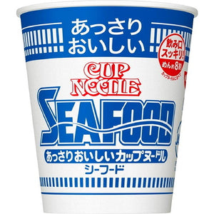 Nissin Cup noodle Light Seafood 60g