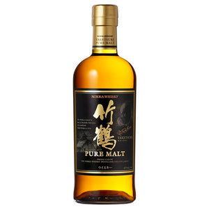 [FREE Shipping ] Nikka Taketsuru Pure Malt Whisky 700ml