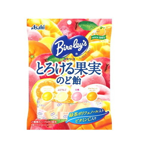 Bireleys Jucy Fruits Cough drops 120g
