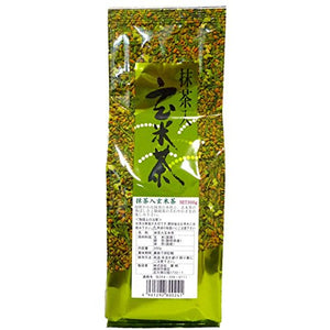 Genmai cha tea with matcha 350g