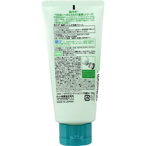 Rohto HADARABO Gokujun Adlay Face-Washing Foam 100g