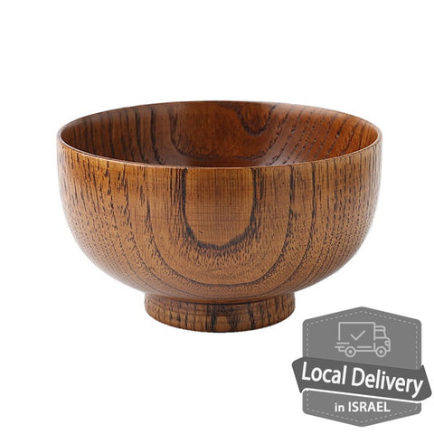 Wooden chestnut Bowl 12cm