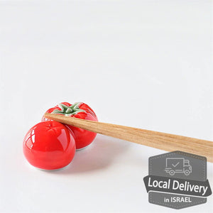 Chopsticks Rest - Tomato