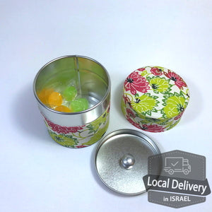 Tea Container Poccan - Summer Flowers S