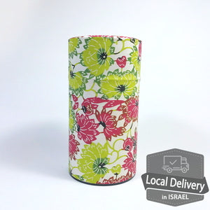 Tea Container Poccan - Summer Flowers L