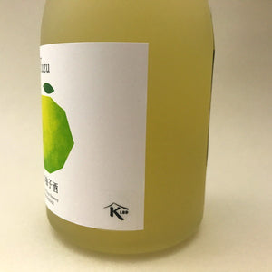 Sake Yuzu 300ml