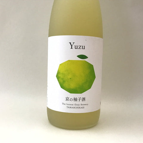 Sake Yuzu 720ml