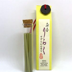 Incense Riraku - Lily of the valley