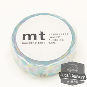 MT Masking Tape - Rabbit Blue