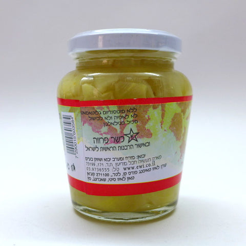 White Pickled Ginger No MSG 160g