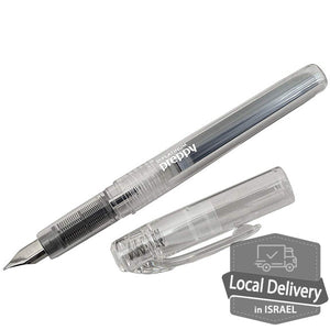 Platinum Preppy Fountain Pen - Black 03 Fine Crystal