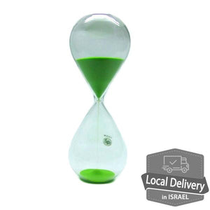 Hourglass 30min. Lightgreen