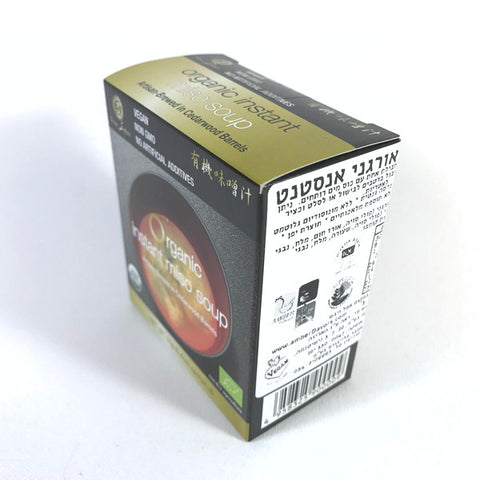 Muso Instant Miso Soup (6pacs)