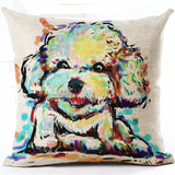 Cotton Decorative Pillow Cover/Case