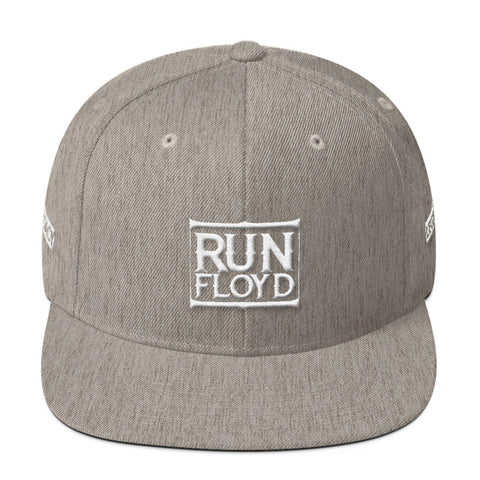 Run FLOYD - Wool Blend Snapback