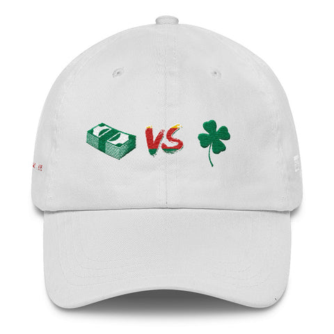Movey Vs Clover - Classic Dad Cap